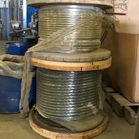 Câbles d'acier