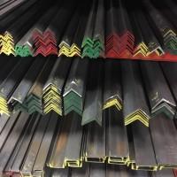 Cornières (angles) d'acier