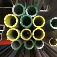 Tuyaux en aluminium (Cédule 40)